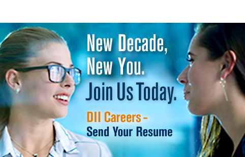 DII Careers - Send your resume